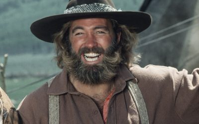 Wanted- Grizzly Adams!