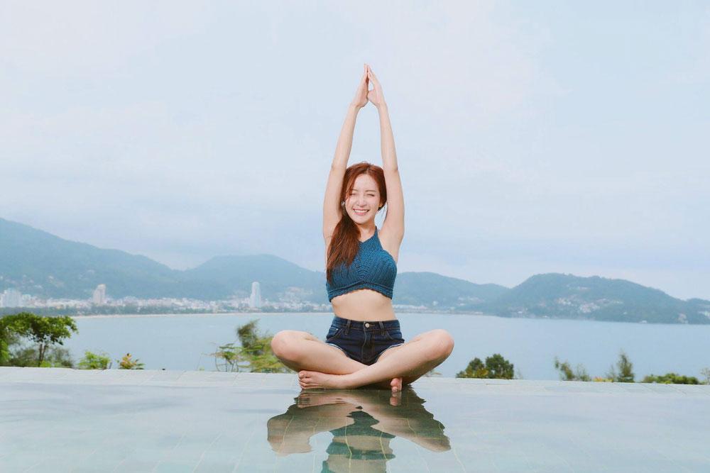Yoga-Worrier
