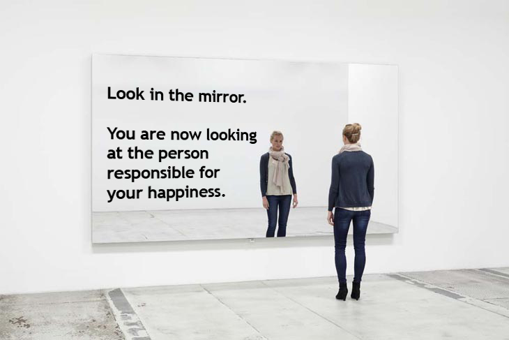 Mirror Mirror On The Wall…..
