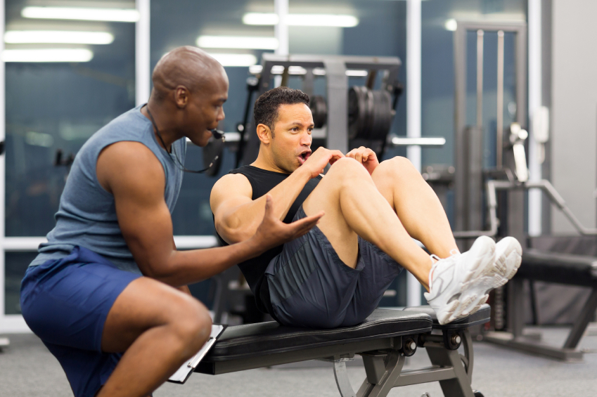 Ever hired a Personal Trainer?