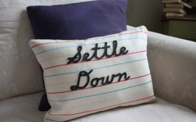 "Are you ready to ""settle"" down??"