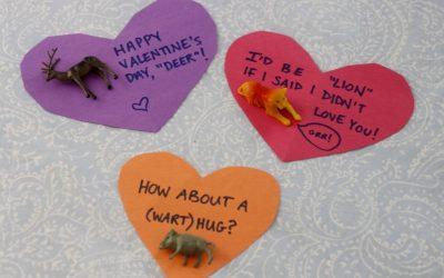 Valentine Shmalentine!